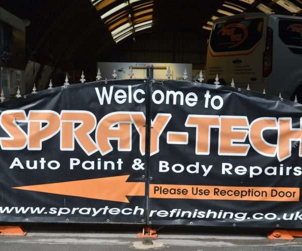 Spray Tech Premises