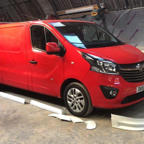 Red Van